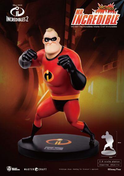Incredibles 2 Mr. Incredible Master Craft