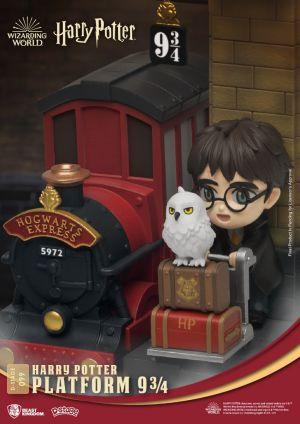 Diorama Stage-099-Harry Potter-Platform 9 3/4