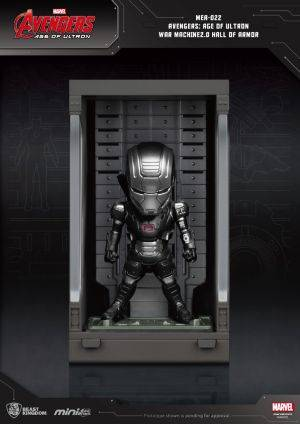 Avengers: Age of Ultron War Machine2.0 Hall of Armor (FF)