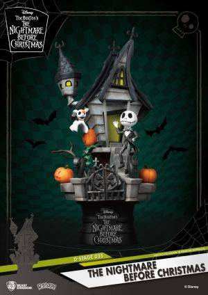 D-STAGE The Nightmare Before Christmas