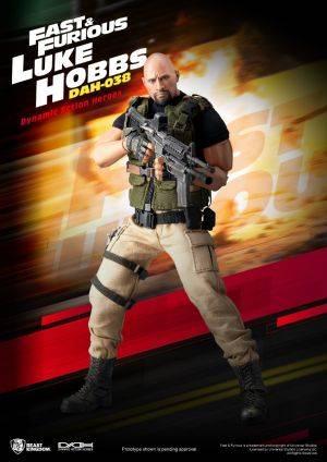 DAH-038 Fast and Furious Luke Hobbs
