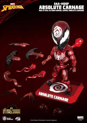 EAA-143SP  Marvel Comics Absolute Carnage