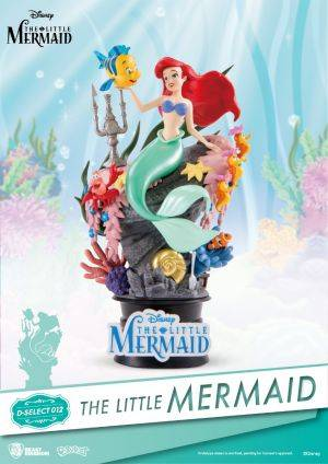 Disney Diorama Stage - The Little Mermaid