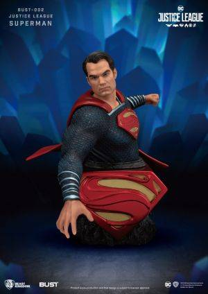 BUST SERIES Justice League SUPERMAN