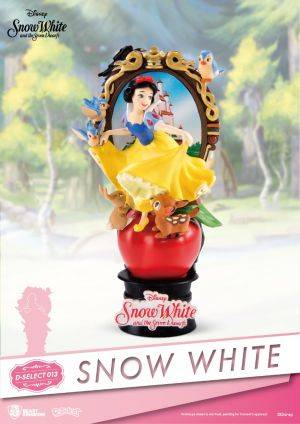 Disney Diorama Stage - Snow White and the Seven Dwarfs