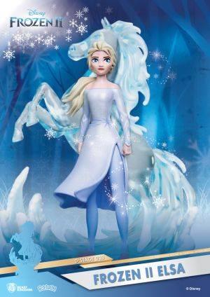 Frozen 2 Diorama Stage  Elsa