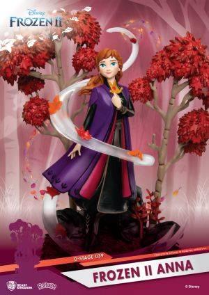 Frozen 2 Diorama Stage  Anna