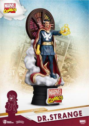 D-Stage Marvel Comics-Dr.Strange