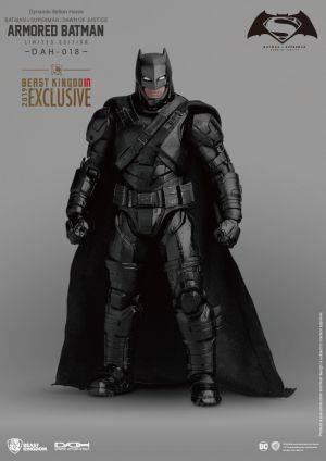 Dynamic 8ction Heroes Batman V Superman:Dawn of Justice Armored Batman limited edition