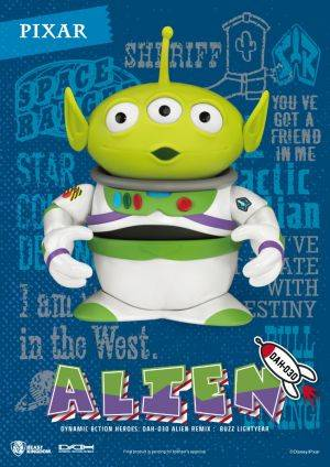 Alien Remix Buzz Lightyear