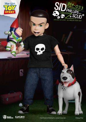 TOY STORY Sid Phillips & Scud