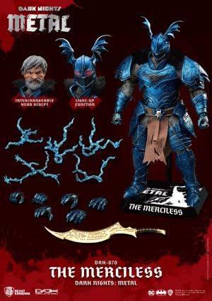 DAH-070 Dark Night Death Metal Batman The Merciless