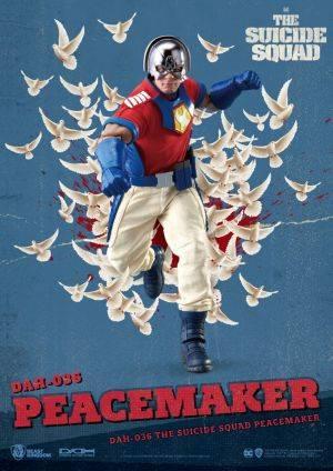 DAH-036 The Suicide Squad Peacemaker