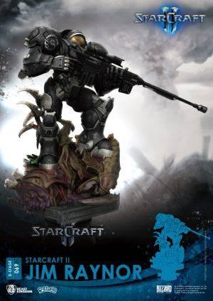 STARCRAFTII-Jim Raynor