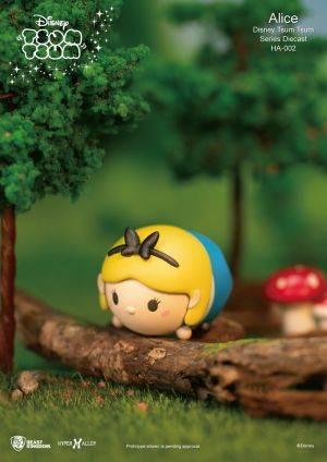 Disney Tsum Tsum Series Diecast- Alice