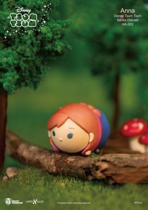 Disney Tsum Tsum Series Diecast-Anna
