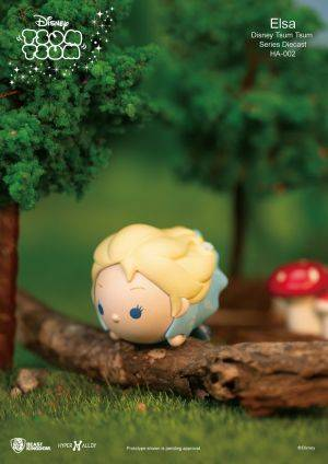 Disney Tsum Tsum Series Diecast-Elsa
