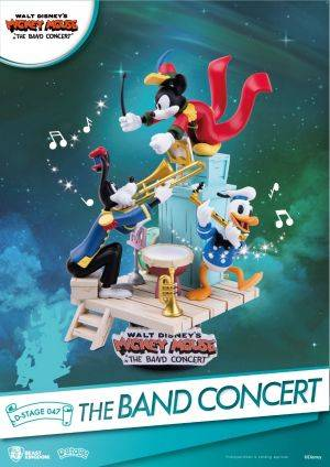D-Stage -047-THE BAND CONCERT