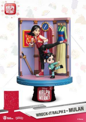 WRECK IT RALPH 2 MULAN