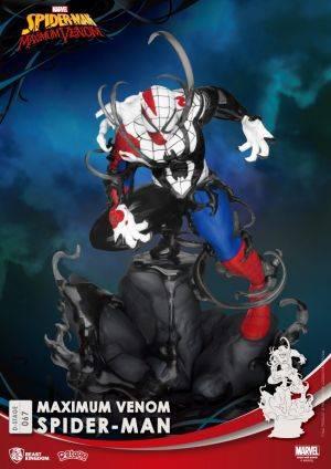 Maximum Venom-Spider Man