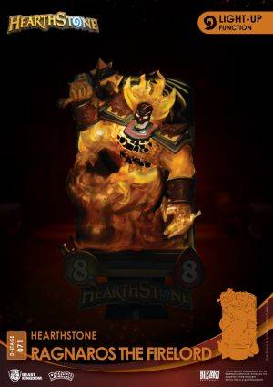 Hearthstone-Ragnaros the Firelord