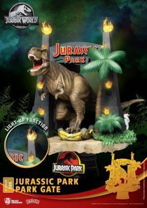 Jurassic Park-Park Gate