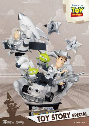 D-STAGE Toy Story Special Edition