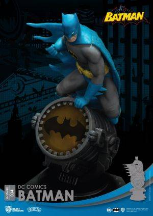 D-STAGE DC COMICS BATMAN