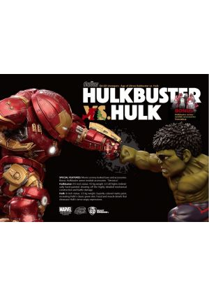 Marvel Avengers: Egg Attack - Age of Ultron - Hulkbuster & Hulk