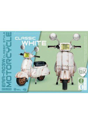MOTORBIKE CLASSIC STYLE (WHITE)