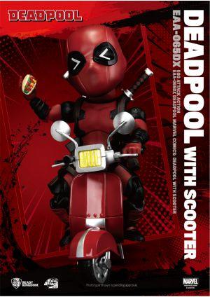 Deadpool DX Version Egg Attack Action Figure