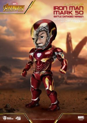 Avengers: Infinity War Iron Man Mark L Battle Damaged version
