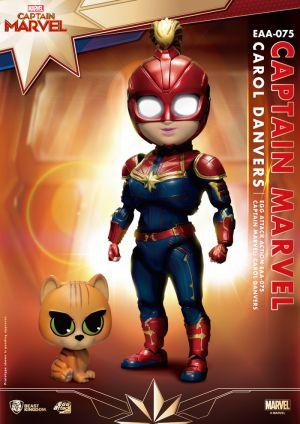 Captain Marvel Carol Danvers Egg Attack Action Figure