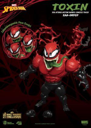 EAA-087SP Marvel Comics Toxin