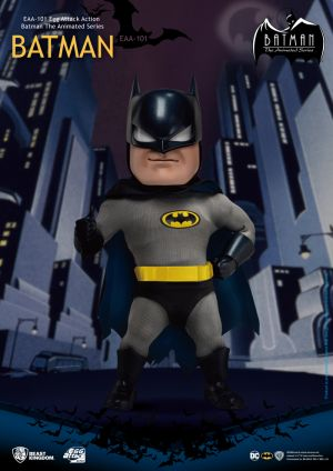 Batman The Animated Series - BATMAN Egg Attack Action Figure