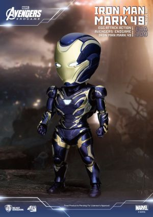 Avengers:Endgame Iron Man Mark 49 Rescue Suit