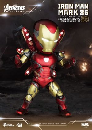 Avengers:Endgame Iron Man Mark 85