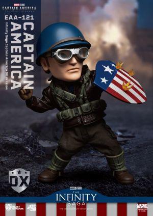 EAA-121 Infinity Saga Captain America DX Version