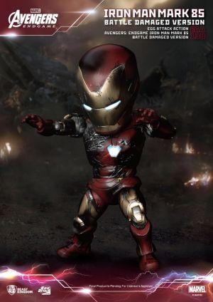 Avengers:Endgame Iron Man Mark 85 Battle Damaged Version