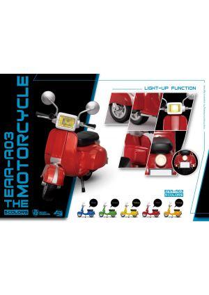 MOTORBIKE CLASSIC STYLE (Blue)