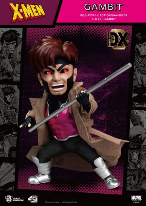 X-MEN Gambit DX Version Egg Attack Action Figure