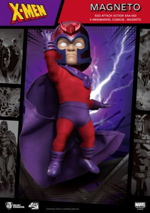 X-MEN Magneto X-MEN Magneto Egg Attack Action Figure