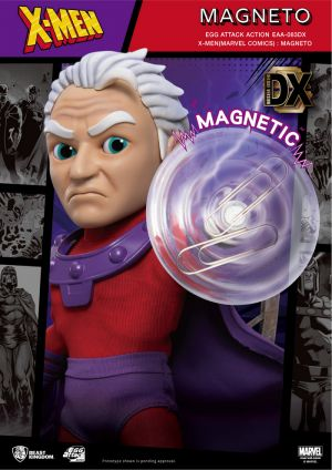 X-MEN Magneto Deluxe Version Egg Attack Action Figure
