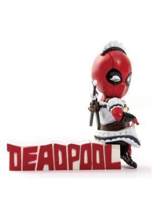 Marvel Comics: Mini Egg Attack - Deadpool Maid Outfit