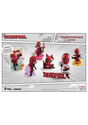 Marvel Comics: Mini Egg Attack - Deadpool Bundle