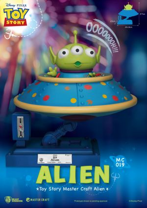 Toy Story Master Craft Aliens