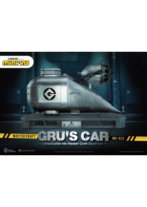 Despicable Me Master Craft Gru's Car