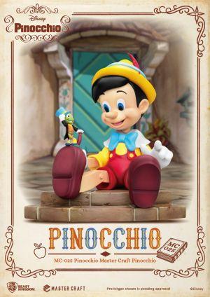 Pinocchio Master Craft Pinocchio