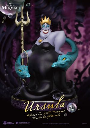 The Little Mermaid Master Craft Ursula