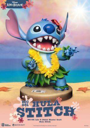Lilo & Stitch Master Craft Hula Stitch
